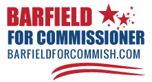 Barfield For Commish